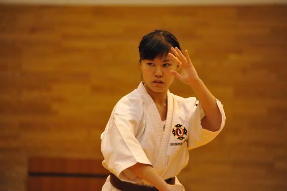 第19回全国高等学校少林寺拳法選抜大会 24-2