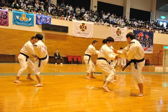 第19回全国高等学校少林寺拳法選抜大会 30-2