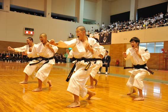 第19回全国高等学校少林寺拳法選抜大会 30-3