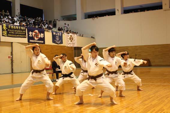第19回全国高等学校少林寺拳法選抜大会 32-1