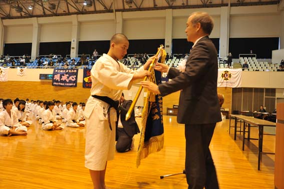 第19回全国高等学校少林寺拳法選抜大会 36-1