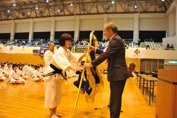 第19回全国高等学校少林寺拳法選抜大会 36-2
