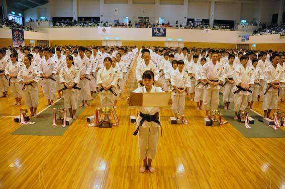 第19回全国高等学校少林寺拳法選抜大会 4-3