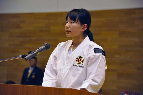 第19回全国高等学校少林寺拳法選抜大会 6-1